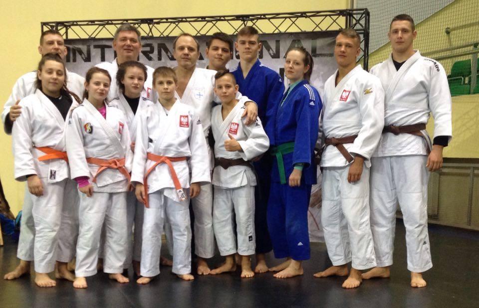 Judo Gwardia w Elblągu