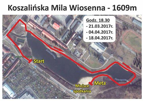 Koszalińska Mila Wiosenna