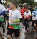 Zmienna aura podczas biegu w Szczecinku