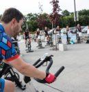 Rowerzyści ćwiczyli z FORMĄ