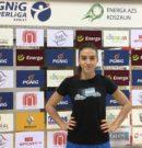 Nataliia Striukova w Energa AZS Koszalin