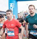 Ulewny Decarun niestraszny biegaczom