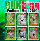 RUNking: Nagrody za maj rozdane!