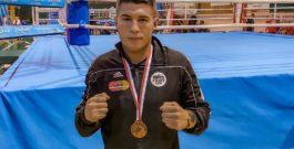 Boks: Kozłowski z brązowy medalem MP U-23