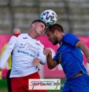 III liga: Gwardia Koszalin – Polonia Środa Wlkp 0:4 (0:0)