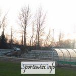 Stadion w Sianowie: Zdjęcia z budowy