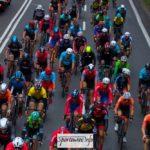 Tour De Koszalin: Kolarze rywalizowali na Chełmskiej
